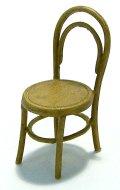 PlusModel[EL017]1/35木製椅子(2脚)