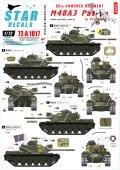 STAR DECALS[SD72-A1017]1/72 ベトナム戦のM48A3  第69戦車連隊