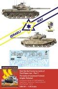 SabIngaMartin Pab.[SIM_11]IDF センチュリオン第四次中東戦争のショットカル アレフデカールセット Part.1