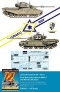 SabIngaMartin Pab.[SIM_13]IDF センチュリオン ショットデカールセット Part.1