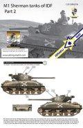 SabIngaMartin Pab.[SIM_18]IDF シャーマンタンクデカールセット Part.2