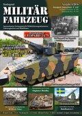 Tankograd[MFZ4/2016]ミリターフォールツォイク 2016年4号