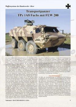 画像2: Tankograd[MFZ2/2011]ミリターフォールツォイグ 2011年2号