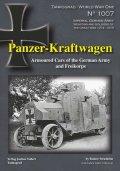 Tankograd[TG-WWI 1007]WWI ドイツ軍と市民兵の装甲車