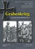 Tankograd[TG-WWI 1005]Grabnkrieg ドイツ軍の塹壕戦 Vol.1