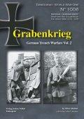 Tankograd[TG-WWI 1006]Grabnkrieg ドイツ軍の塹壕戦 Vol.2