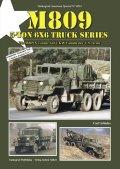 Tankograd[TG-US 3013]M809 5トン 6x6 トラックシリーズ