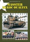 Tankograd[TG-US 3017]MASSTER-MERDC-DUALTEX 冷戦下の在欧州米軍の迷彩仕様計画