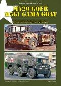 Tankograd[TG-US 3018]M520 Goer M561 Gama Goat 冷戦下の米軍連結式トラック