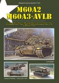 Tankograd[TG-US 3022]M60A2,M60A3中戦車,AVLB架橋戦車