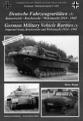 Tankograd[TG-WH 4003]German  Vehicle Rarities(3)