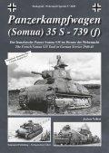 Tankograd[TG-WH 4020]ドイツ軍のソミュアS35 1940-1945