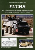 Tankograd[MFZ-S 5001]Fuchs Armoured Personnel Carvice