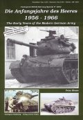 Tankograd[MFZ-S 5002]Early Years of the Modern German Army