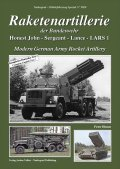Tankograd[MFZ-S 5029]現用ドイツ軍 ロケット兵器 Honest John-Sergeant-Lance -LARS 1
