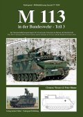 Tankograd[MFZ-S 5034]M113 in the Modern German ArmyPart 3 現用ドイツ軍のM113 Part 3
