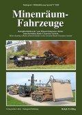 Tankograd[MFZ-S5056]ドイツ連邦軍の爆発物除去部隊と構成車両