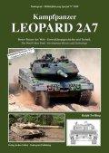 Tankograd[MFZ-S 5058]レオパルト2A7