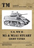 Tankograd[TG-TM 6013]US M5/M5A1 Stuart Light Tanks