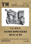 Tankograd[TG-TM 6016]U.S. WW II 105MM HOWITZERS M2A1 & M3