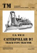Tankograd[TG-TM 6022]U.S WWII Caterpiller D7 キャタピラー D7