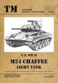Tankograd[TG-TM 6024]U.S WWII M24チャーフィー軽戦車
