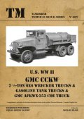 Tankograd[TG-TM 6027]GMC CCKW-353 回収車、ガソリン運搬車、AFKWX-353 COEトラック