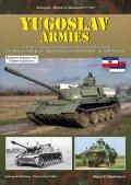Tankograd[TG-MM 7023]ユーゴスラビア/セルビア軍の部隊1945年〜現在