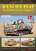 Tankograd[TG-MM 7024]DANCON-ISAF ISAF派遣部隊のデンマーク軍車両