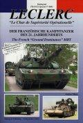 Tankograd[TG-F8001]French LECLER Main Battle Tank