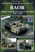 Tankograd[TG-F9003]BAOR - Vehicles of the British Army of the Rhine 1945-1979