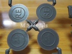 画像5: ヴィジョンモデルズ[VA-9004]1/35 WWII イタリア陸軍 20Lジェリ缶・200Lドラム缶セット