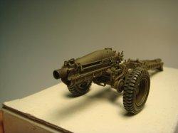 画像2: ヴィジョンモデルズ[VM-35001]M1A1 75mm パックホィッツァー
