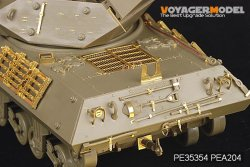 画像2: VoyagerModel [PE35354]1/35 WWII米 M10駆逐戦車 エッチング基本セット(AFVクラブ35024)