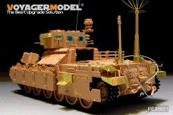 画像3: VoyagerModel [PE35651]イスラエル ナグマホン ドッグハウス 装甲兵員輸送車 初期型改造 エッチング基本セット(タイガーモデル4616用)