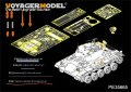 VoyagerModel [PE35665] 1/35 米 M24 チャーフィー(朝鮮戦争Ver.)エッチング基本セット(AFV35209用)