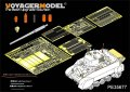 VoyagerModel [PE35677]1/35 WWII米 M3A3軽戦車 エッチングセット(AFV AF35053用)