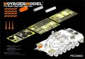 VoyagerModel [PE35683]1/35 現用独 MBT-70 試作戦車エッチングセット(DML3550用)