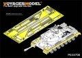 VoyagerModel [PE35708] 1/35 露 JS-4 重戦車 フェンダーセット(トラペ05573用)