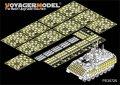 VoyagerModel [PE35725] 現用米 M3A3ブラッドレー歩兵戦闘車 爆発反応装甲セット(モンモデルSS-006/オロチ IM001/IM002用)