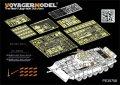 VoyagerModel [PE35758]1/35 現用露 T-90 主力戦車 エッチング基本セット(モンモデルTS-014用)