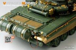 画像4: VoyagerModel [PE35758]1/35 現用露 T-90 主力戦車 エッチング基本セット(モンモデルTS-014用)