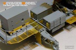 画像4: VoyagerModel [PE35802]1/35 現用米 MIM-104F パトリオット SAM PAC-3 M901発射機 エッチング基本セット(DML3563用)
