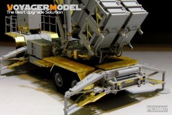 画像3: VoyagerModel [PE35807]1/35 現用米 MIM-104C パトリオット SAM PAC-2 エッチング基本セット(トラペ01022用)