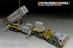 画像1: VoyagerModel [PE35807]1/35 現用米 MIM-104C パトリオット SAM PAC-2 エッチング基本セット(トラペ01022用)