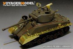画像3: VoyagerModel [PE35810]WWII米 M4A3E8 シャーマン「イージーエイト」エッチング基本セット(タミヤ35346用)