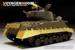 画像2: VoyagerModel [PE35810]WWII米 M4A3E8 シャーマン「イージーエイト」エッチング基本セット(タミヤ35346用)