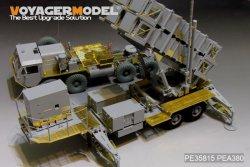 画像4: VoyagerModel [PE35815]1/35 パトリオット PAC-2 ミサイルランチャー+M983トラクター エッチング基本セット(トラペ01021+01022用/AFVクラブ 35S87用)