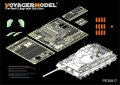 VoyagerModel [PE35817]英 コンカラーMk.II 重戦車 エッチング基本セット(DML 3555用)
