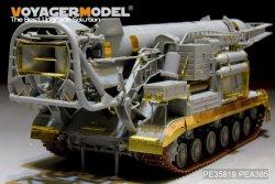 画像4: VoyagerModel [PE35819]1/35現用露 2P19/R-17 ロケットシステム エッチング基本セット(トラペ01024用)